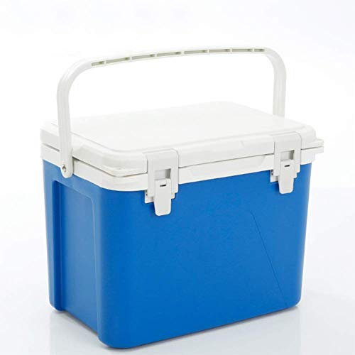 AGQLT Koelbox Outdoor Fresh Box 12L Auto PU Koelbox Medische Drug Koelkast Koude Ketting Transport Box 44,5 * 30 * 31CM