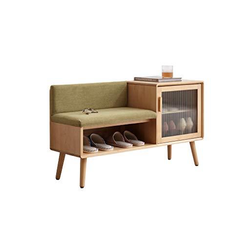 banco recibidor madera fabricante LHONG