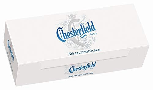 1000 Chesterfield Blue® King Size Filterhülsen