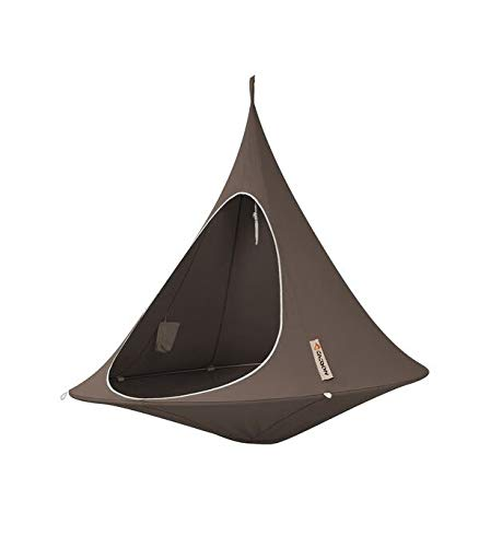 Cacoon CACDT7 Double Hängesessel - Taupe