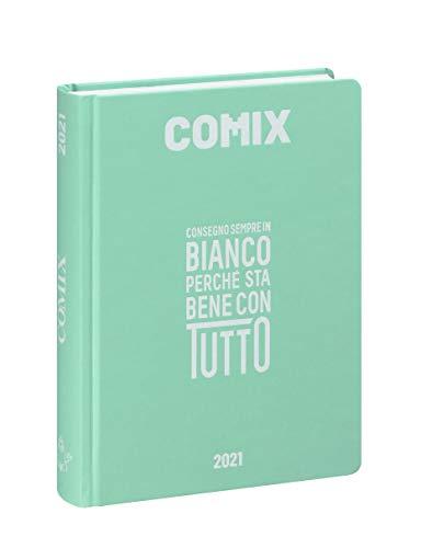 Comix - Diario 2020/2021 16 Mesi - Aquamarine - Standard