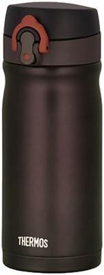 サーモス 水筒 真空断熱ケータイマグ 【ワンタッチオープンタイプ】 0.35L ダークブラウン JMY-351 DBW