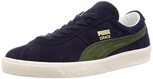 Puma Crack Heritage Low Boot Sneaker Peacoat-Weiss, Taille:42