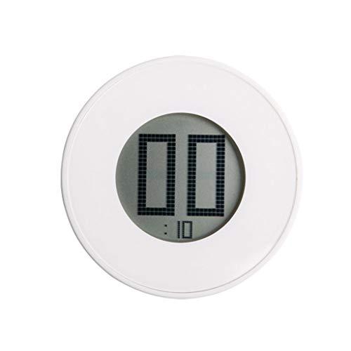 Liutao Store - Timers Creatieve Elektronische Magnetische Timer Home Keuken Timer Herinnering, Elektronische Countdown Timer, Student Time Management Timer, Wekker, Countdown, Pomodoro
