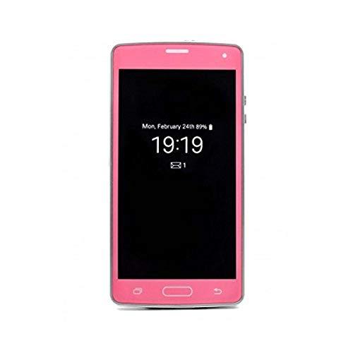 CHEETAH Smart Phone Galaxy Stun Gun with Rechargeable Battery, Pink