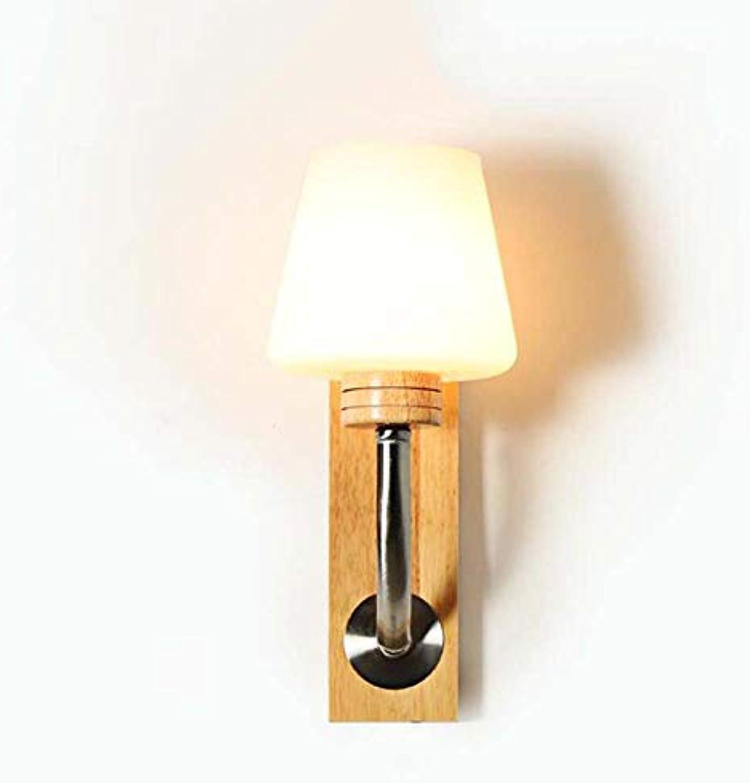 Energieeinsparung Verstellbare Wandleuchte - - - Massivholz Moderne, Minimalistische Mode Kreative Persnlichkeit Wandleuchte Doppelbett Schlafzimmer Wohnzimmer Wand Lampe (Nicht Die Lichtqu