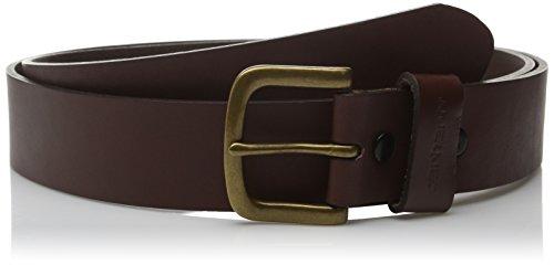Carhartt Men's Regular Signature Casual Belt, Journeyman Brown, 36