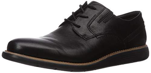 Rockport Men's Total Motion Sport Dress Oxford, Black Leather, 9.5 M US