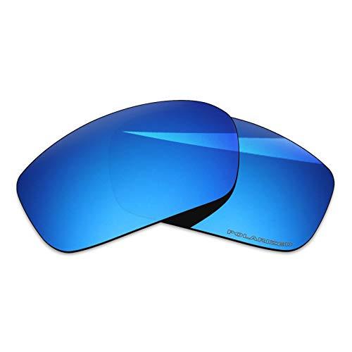 BlazerBuck lentes polarizadas de repuesto para Oakley Straightlink OO9331