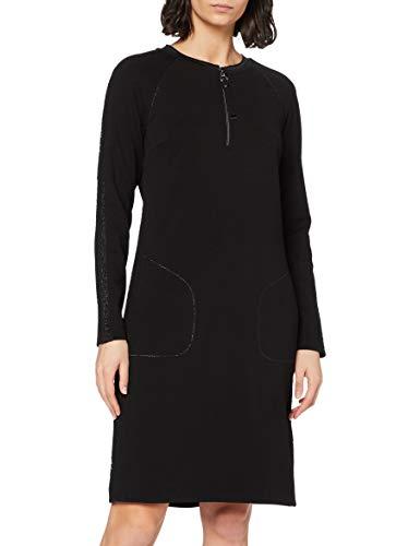 Betty Barclay Collection Damen 1528/1116 Kleid, Black, 46