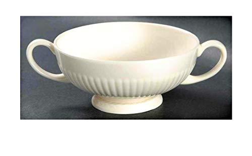 Wedgwood Edme Rotondo Ceramica Bianco