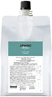 アリミノ メン スカルプケア シャンプー 1000ml 詰替え用(レフィル)