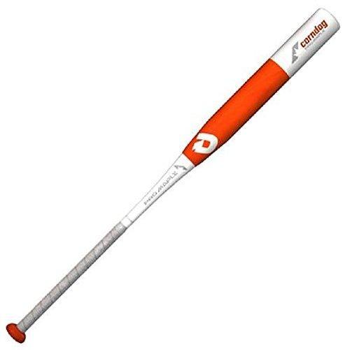 Wilson Sporting Goods DeMarini ASA/USSSA/NSA/ISA Corndog 2 17 Slow Pitch Bat, 28 oz