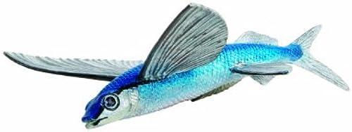 el más barato Safari Incrojoible Creatures Flying Flying Flying Fish Miniature (Multi-Colour) by Safari  tienda hace compras y ventas