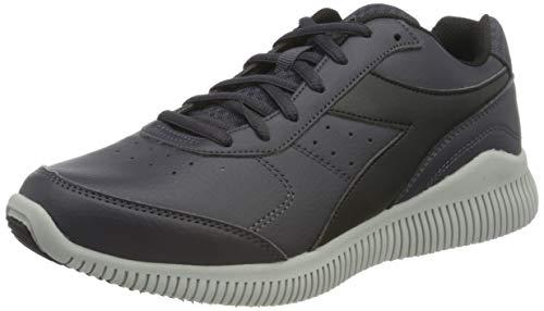 Diadora Eagle 3 SL, Zapatillas para Caminar Hombre, Negro, 42.5 EU