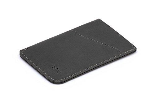 Bellroy メンズ レザ ー Card Sleeve ウォレット Charcoal