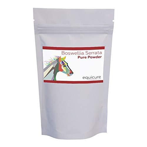 Equicure, Pura boswellia Ajustada, denominado antiinflamatorios Natural, aporta Alivio del Dolor, para Caballo/Pony