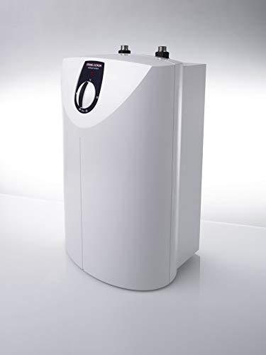STIEBEL ELTRON druckloser Kleinspeicher SNU 10 SL, 2 kW, 10 l, Antitropf-Funktion, Thermostop-Funktion, Untertisch, stufenlose Temperaturwahl, 222197 - 2