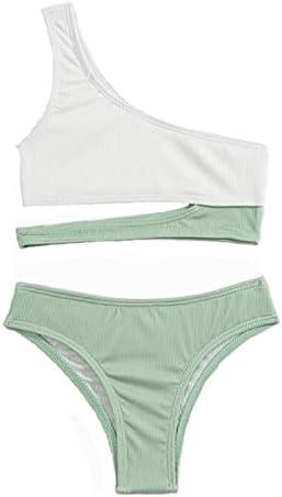Aplusfull Swimsuit Girls Two Pieces Swimwear Bathing Suit Bikinis