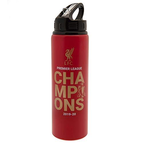 Liverpool - Botella de agua (aluminio, 750 ml)
