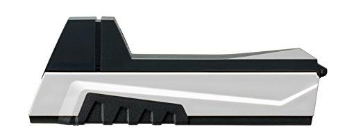 Gizeh Special Tip Duo Zigaretten Stopfgerät, Kunststoff, weiß, 12 x 3.5 x 3 cm
