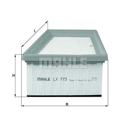 Mahle Knecht LX 773 luchtfilter