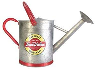 Panacea Products 256409 2 gal True Value Vintage Galvanized Watering Can