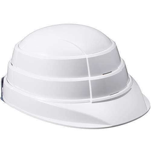 折りたたみ防災用ヘルメット オサメット(反射材付き) osamet (大人用 ホワイト)