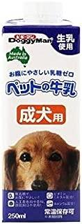 ドギーマンハヤシ ペットの牛乳成犬用 250ml 1パック