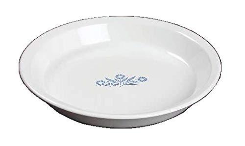 "Corning Ware Cornflower Blue Pie Serving Plate ( 9"" Dia ) ( P-309 )"