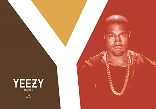 Kanye West Madison Sqaure Garten Foto Print, The Poster Life Pablo Yeezy 010(a5-a4-a3), A5
