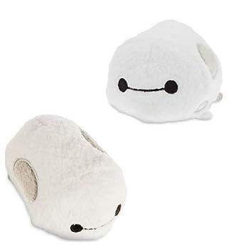 New Disney Store Mini 3.5   S  Tsum Tsum Baymax Plush Doll  Big Hero 6  by Disney