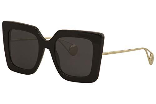 selezione migliore 82e48 0112b Sunglasses Gucci GG 0435 S- 001 BLACK/GREY GOLD