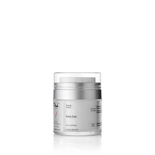 Luxury BIO Cosmetics - Contorno de ojos - anti-acolchado, elimina bolsas de debajo de los ojos - regenera, da brillo, hidrata - tipos de piel: todos (30 ml)