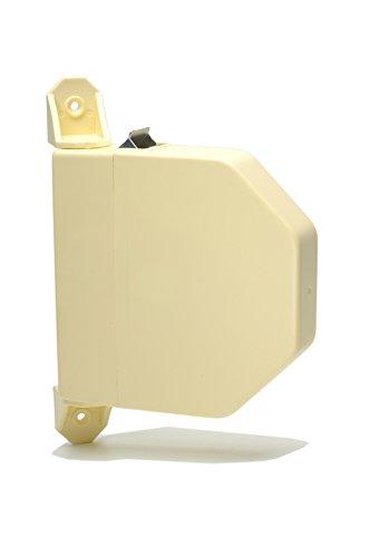 49070 Recogedor abatible ancho marfil