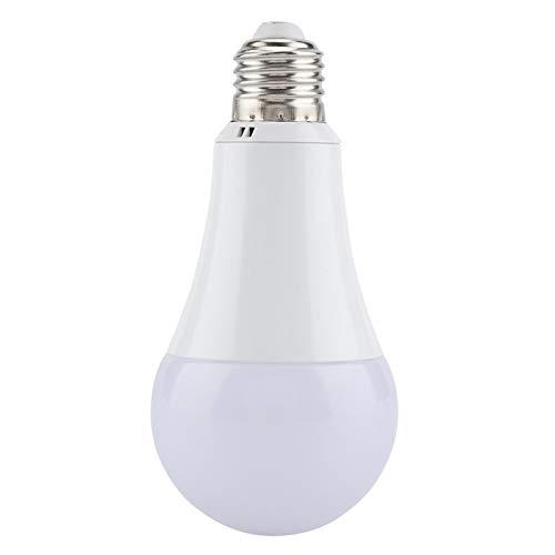 Omabeta amigable para los Ojos E27 RGB-CW Light RGB-CW Multi Color Light Bombilla de luz RGB-CW de Ahorro de energía Material Oficina para el hogar(RGB-CW, 11W)