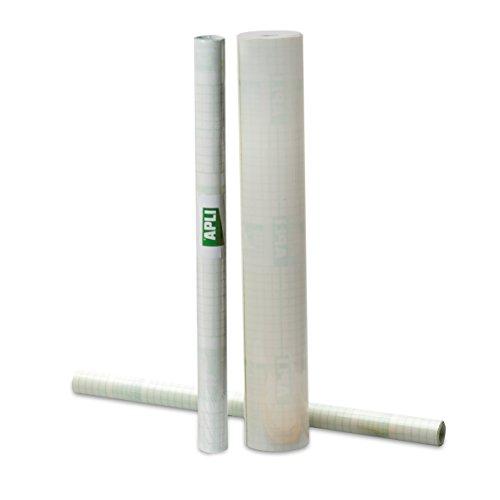 APLI 261 - Forro de libros en rollo 50 µ 1,5 x 0,33 m