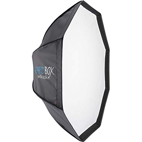 Westcott Rapid Box Switch 36 Octa-M - For Portable Photography Studio and On Location Octabox Softbox Kit - Compatible with Multiple Photography Lighting Brands
