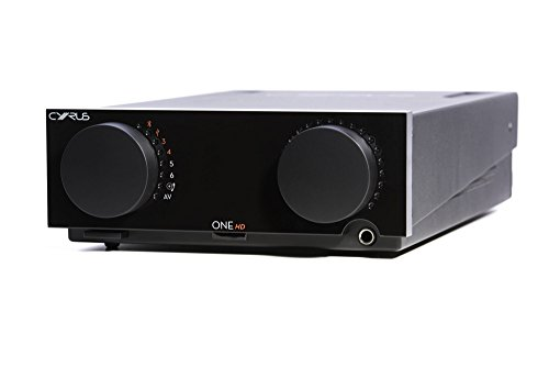 Cyrus Audio ONE HD High-Resolution Integrated Audio Amplifier