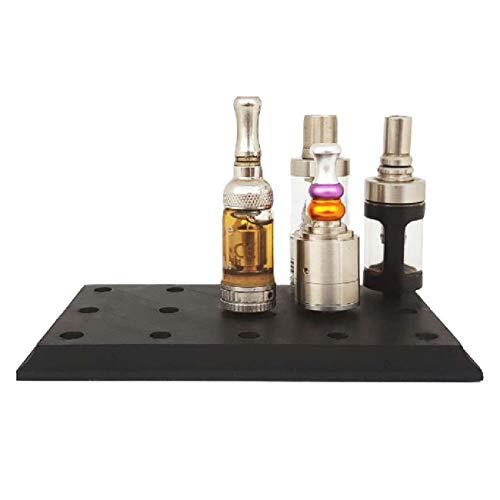 E Cig Base porta Atomizzatore Sigaretta elettronica Svapo Vape Station Atomizer
