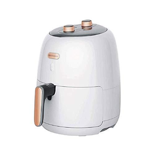LKNJLL Air Fryer 4.4Qt / 4.2L 1500 watts électrique chaud XL Air friteuses sans huile Four antiadhésives Cuisinière, Recettes, Porte-bagages barbecue et Brochettes for les fritures, Rôtir, Griller, cu