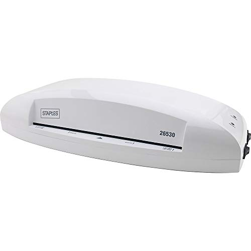 Staples 1171104 9.5-Inch Thermal & Cold Laminating Machine