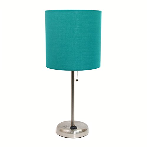 10 best lamps with usb ports and colorful shades for 2020