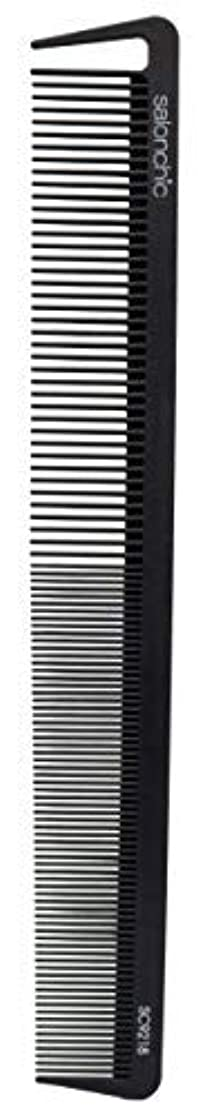 CL-01285 SALONCHIC HIGH HEAT RESISTANT CARBON COMB - 8 1/2