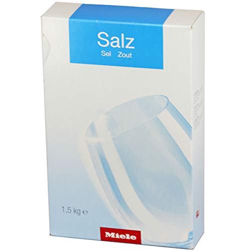 Miele Original Geschirrspüler-Salz, extra grob, 1,5 kg