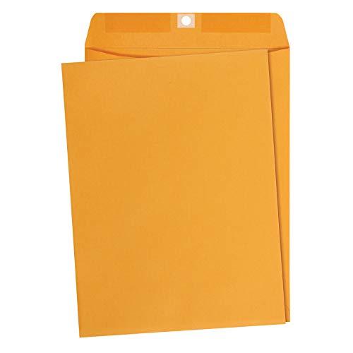 sobre tamaño carta amarillo fabricante Amazon Basics