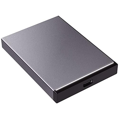 Tbagem-Yjr Hard Disk Esterno, Ssd Esterno Gioco Portatile Hard DriverPer Fino A 550 MB/S per PC/Mac/Desktop/Laptop-Servici di Salvataggio 1 Anno