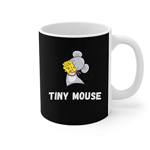 Taza de café Tiny Mouse