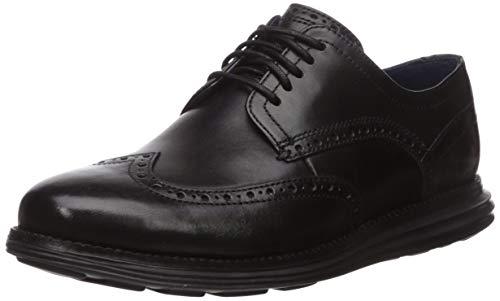 Cole Haan Men's M-Width Sneaker, Black, 10