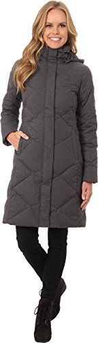 The North Face Women's Miss Metro Parka Graphite Grey Heather (Prior Season) Small